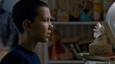 If you haven't done it already, check out Stranger Things on Netflix. It has some of the best kid performances I've seen in years. I especially love the work of Millie Bobby Brown who plays Eleven. She does such an amazing job of emoting so much in a very subtle believable way. The moment she opens the music box is a perfect example of this. The shoulder movment, breathing in, her brow expressions. It's all so expressive and readable, yet subtle and not over the top.  NO COPYRIGHT…