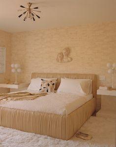 KELLY WEARSTLER | INTERIORS. Malibu Beach House, Bedroom