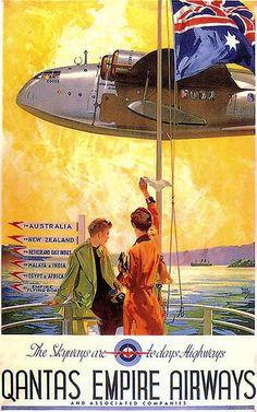 QEA Empire boat poster lg