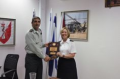 Surgeon General meets with Israel Defense Force Medical Corps