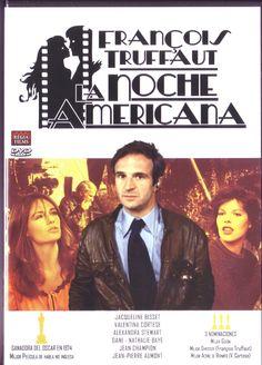 """Cine Francés gratis """"La Noche Americana"""" HOY en @CousinoDuocUC #valpo"""