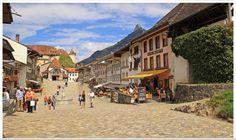 Guyeres, Switzerland