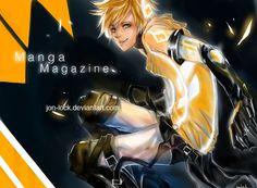 Manga Magazine by *Jon-Lock on deviantART Cartoon As Anime, Manga Anime, Anime Art, Cartoon Art, I Love Anime, Awesome Anime, Anime People, Anime Guys, Site Anime