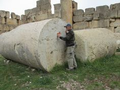 Megalithic Enigmas Of Baalbek Lebanon: Part 4 Of 4 - YouTube