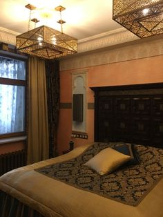 Восточный стиль в интерьере Valance Curtains, Bed, Furniture, Home Decor, Decoration Home, Stream Bed, Room Decor, Home Furnishings, Beds