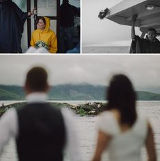 Secret Scottish Elopement on the Isle Of Skye. Love this elopement