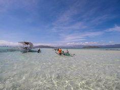 Hey Dumaguete! Wading on a high tide. #travel #islandlife #nature #sea #sandbar #gopro @goproph
