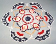 Maggie's Crochet · Ladies of Victory Doily Crochet Pattern