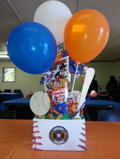 Buy Basketballs In Bulk 10th Birthday Parties, Birthday Gifts For Boys, 50th Party, Baseball Party, Baseball Kids, Hulk Party, Party Centerpieces, Party Gifts, First Birthdays