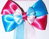 Princess Aurora Hair Bow