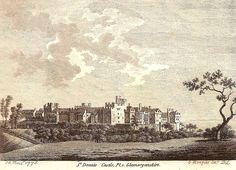 St Donats Castle 1775 (4)