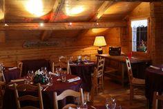 Les Chalets de la Serraz, restaurant La Clusaz - hôtel - le charme de la Serraz   Restaurants