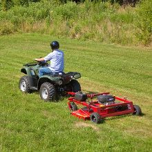 Swisher and Finish Cut Mowers