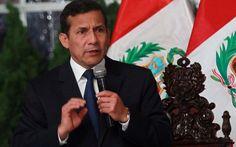 Humala indultó a tres presos con enfermedades terminales e incurables