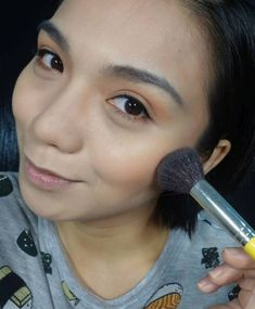 Blush Application | BH Cosmetics Eyeshadow Palette | Natural Makeup Look Tutorial
