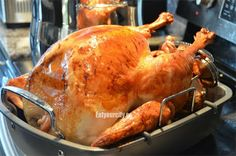 Eat Your City: Brining a chicken or and how to scale up to brine a turkey recipe! Gf Recipes, Home Recipes, Turkey Recipes, Free Gf, Gluten Free, How To Make Marshmallows, Test Kitchen, Holiday Baking, No Bake Cake