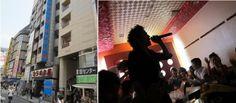 Karaoke-kan, Udagawacho, Entertainment in  Tokyo, Japan