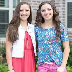 Go check out their YouTube channel  Brooklyn and baily