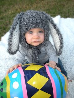 Select Your Size Bunny Hat with Floppy by PreciousMomentsProps, $25.00