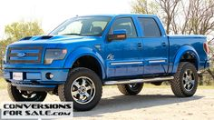 2014 Ford F-Series Regency Concept One Lifted Truck Showcase Listing