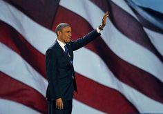 President Obama on election night