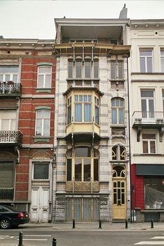 Ixelles - Villa Kjobenhavn - STRAUVEN Gustave