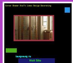 Corner Shower Stalls Lowes Design Decorating 210949 - The Best Image Search
