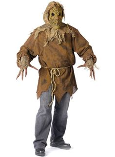 Adult Scarecrow Costume | Halloween Costumes | Escapade™ UK