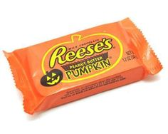 Hershey's Reeses Peanut Butter Pumpkin 34g - American Reeses Candy