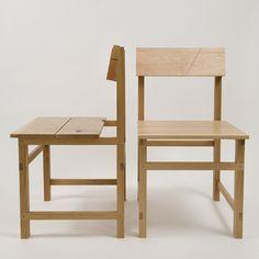 Prairie Chair by Von Tundra