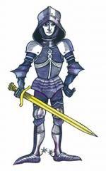 Černý rytíř Fictional Characters, Fantasy Characters
