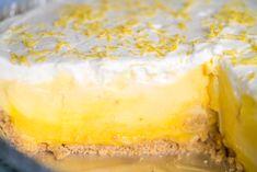 No-Bake Triple Layer Lemon Cake Horizontal (12 of 23)