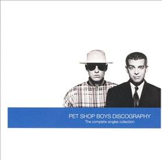 pet shop boys discography - Google Search