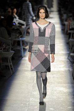 Chanel knits 2012