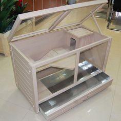 Park Avenue Indoor Rabbit Hutch