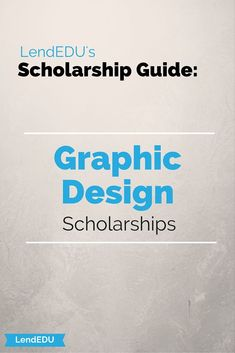 Are you planning to study graphic design? Do you need money to help fund your studies? If you answered yes to both of these questions, you may want to check out the list of graphic design scholarships to see if you qualify for some free college money!