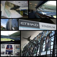 Etihad Stadium in Melbourne Australia the home of football.