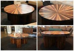 Creative Designed Coffee Table