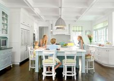 Phenomenal Kitchen Islands Ideas With Seating Decorating Ideas Images in Kitchen Traditional design ideas