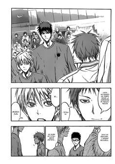 Leer Kuroko no Basuke Manga 178 Online Gratis HQ - Mangas en Español Online y Gratis