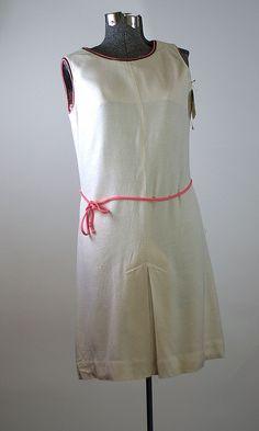 Vintage 1960 Scooter Summer Dress, Deadstock, New