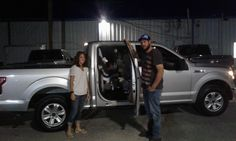 Congratulations To Jeremy On Your New 2016 FORD Thank You Again, Benny Boyd Chrysler  Dodge Jeep And Thomas Burns.