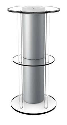 Reef One Biorb Acrylic Aquarium Stand (Silver) *** Details can be found by clicking on the image.