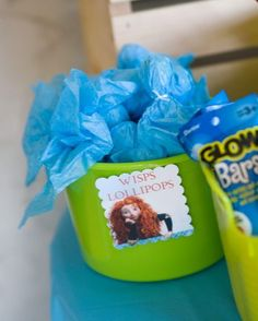 "Photo 2 of 36: Disney Movie - Brave Party / Birthday ""Brave Party - Scottish Highland Games - Merida & Friends"" 