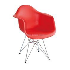 Een reproductie retro-stijl DAR ABS fauteuil  gebaseerd op een klassiek design uit de collectie van modernistische meubels, die allemaal afkomstig zijn uit het atelier van Charles Ormond Eames is de laatste editie van onze eclectische collectie. Samen met zijn vrouw en zakelijke design partner Bernice, zijn ze verantwoordelijk voor enkele van de meest iconische meubels vervaardigd in het midden tot de late decennia van de 20e eeuw. De gehele collectie van het werk van Charles Ormond Eames is…