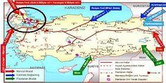 Σε στρατηγικό ενεργειακό και στρατιωτικό κόμβο μετατρέπουν την Ανατολική Θράκη