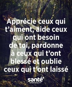 Citation ♥ Plus Mantra, Love Quotes, Inspirational Quotes, French Quotes, My Mood, Positive Attitude, Life Inspiration, Positive Affirmations, Decir No