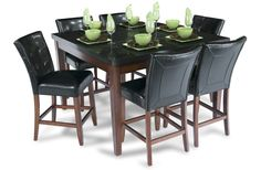 My future dining room set in my future house.