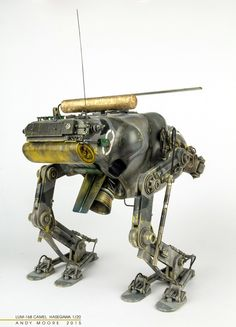 Ma.K. LUM-168 Camel   by AndyRM101