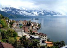 Brissago and the islands